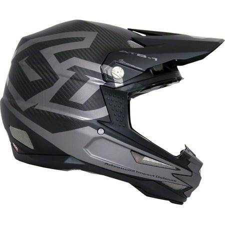 6D Atb 1 Carbon Macro Dh Bmx Helmet  Black Md