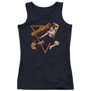 Bloodsport Action Packed Juniors Tank Top Shirt