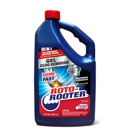 - Roto Rooter Gel Clog Remover, 42 Oz