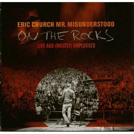 Mr Misunderstood On The Rocks Live And Mostly Unplugged (CD)