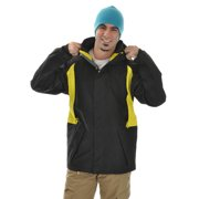 Sessions Shane Mcconckey Ski Snowboard Jacket Black/Citron