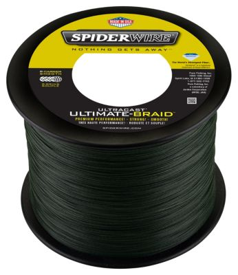 SpiderWire Ultracast Ultimate Braid Fishing Line by Spiderwire
