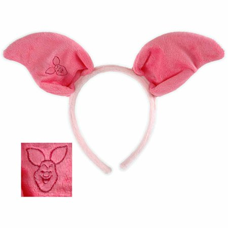 Winnie the Pooh Piglet Ears Child Halloween Costume Accessory for $<!---->
