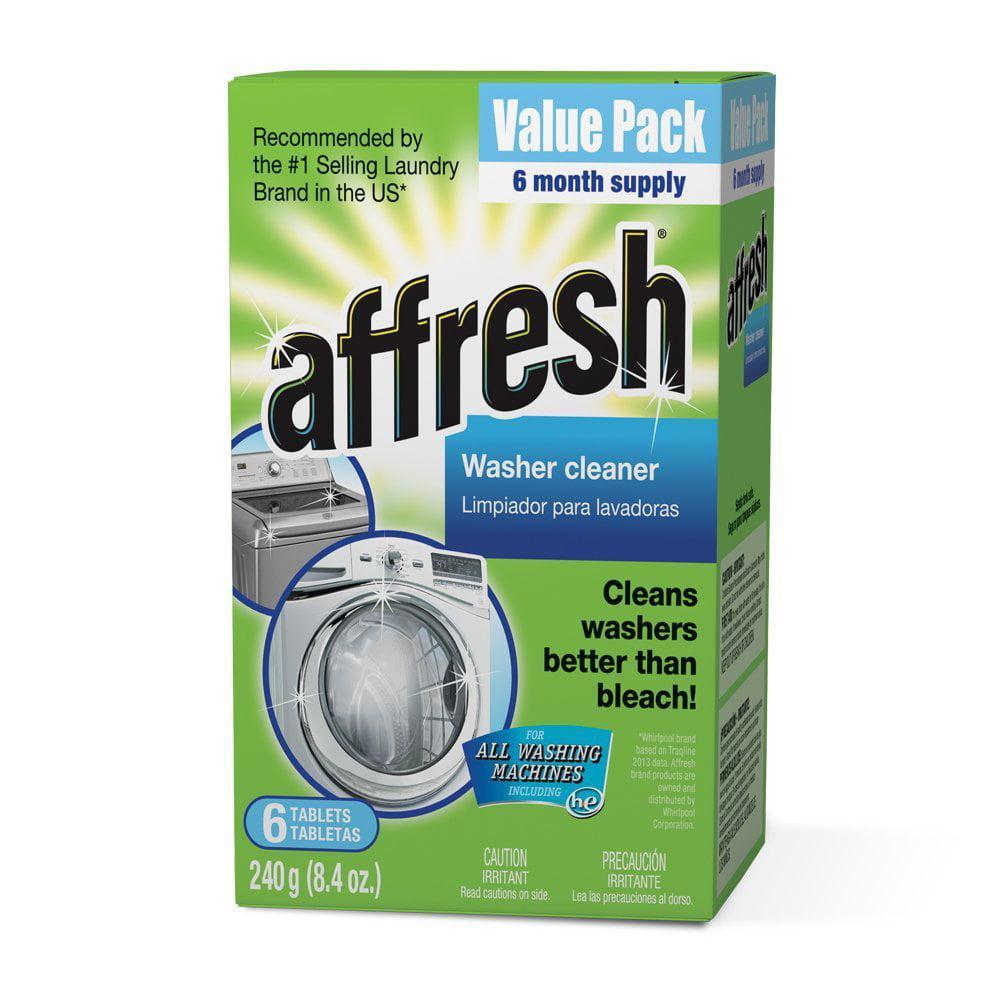 Affresh Washer Machine Cleaner 6Tablets 84 oz Walmartcom
