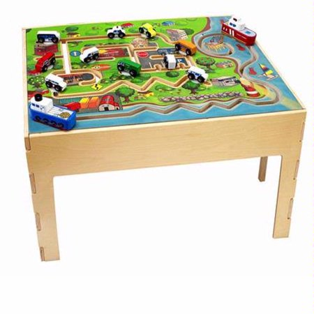 City Transportation Table - City Table