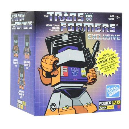 "Transformers Blind Box 3"" Action Vinyls Series 2, One Random - image 2 de 2"