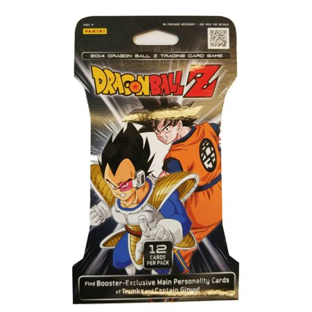 Dragon Ball Z Booster Pack Trading Card Game