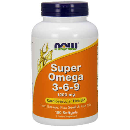 Now Foods Omega  Review