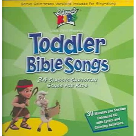 Toddler Bible Songs](Halloween Kid Songs)