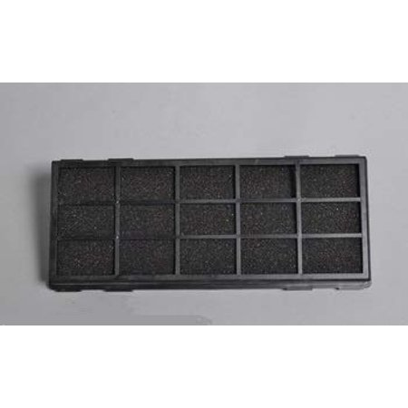 CMPS-PF Carpet Pro Commercial Upright Vacuum Filter With Frame Genuine Part