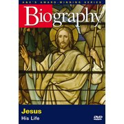 Biography: Jesus, His Life (DVD) by A&E Home Video