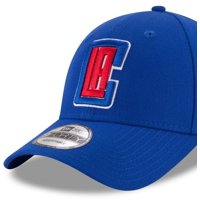 LA Clippers New Era Youth Team Color The League 9FORTY Adjustable Hat - Royal - OSFA