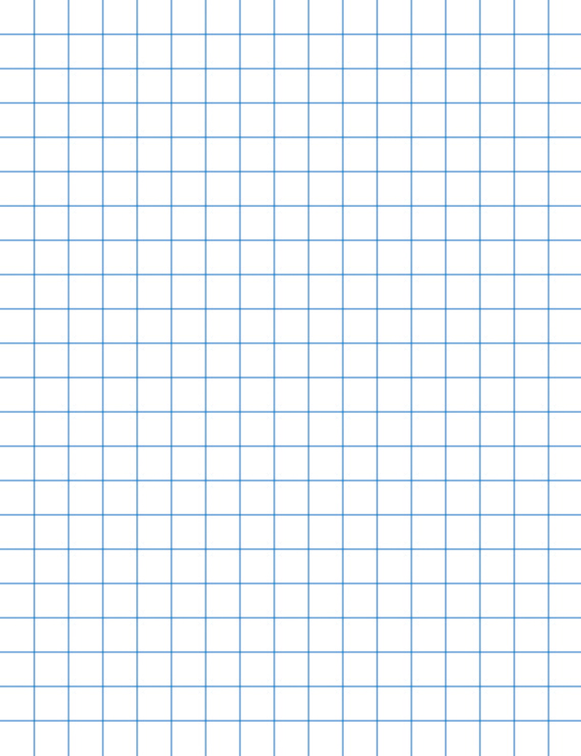 school smart graph paper  8 2 x 11 in  15 lb  1  8 in