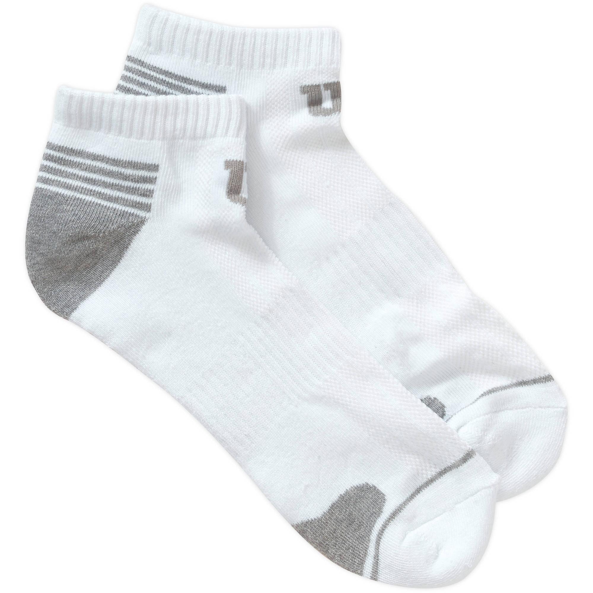 Wilson - Wilson Men s Performance No Show Socks 6-Pack - Walmart.com cf286e8794