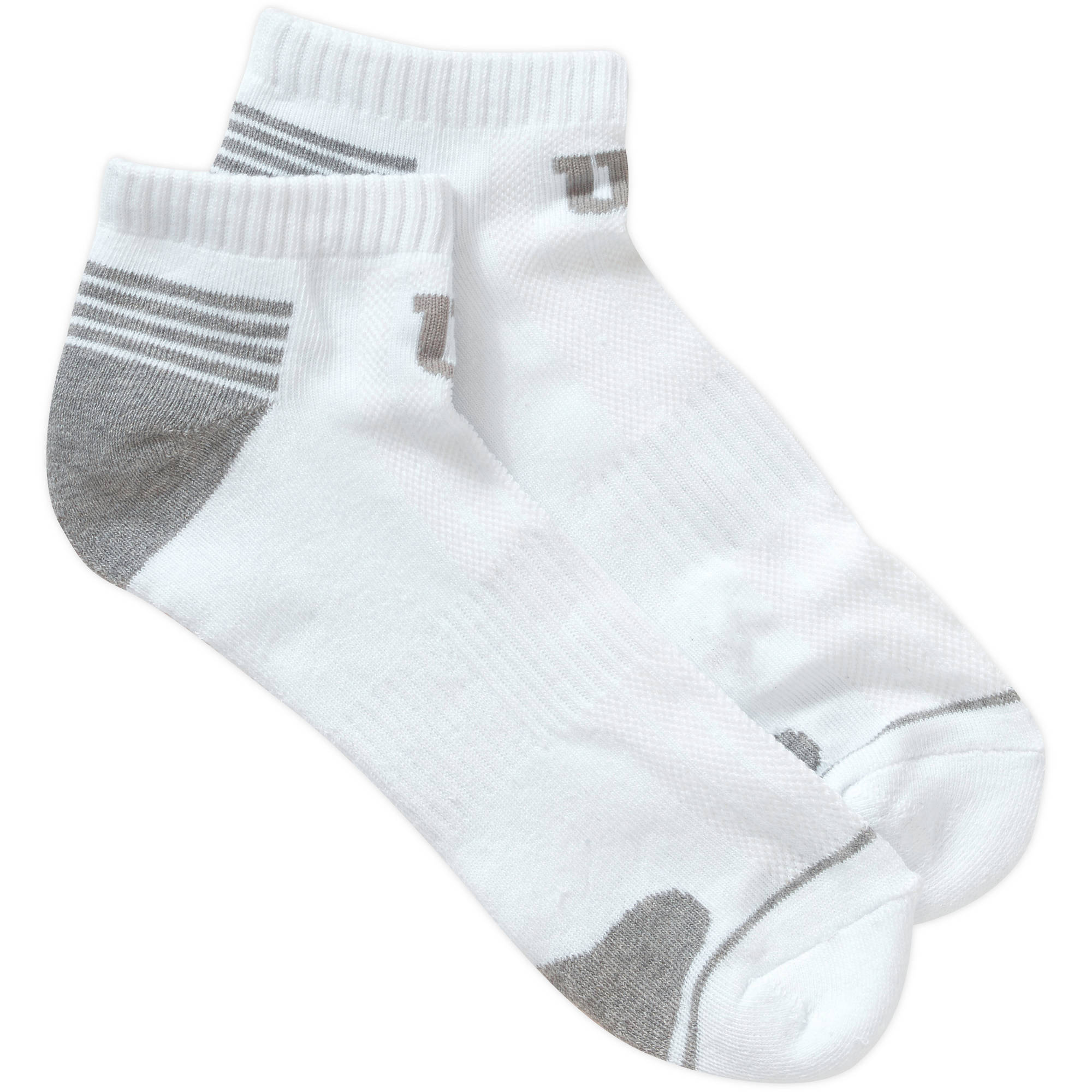 Wilson 6 Pack Men's Performance No Show Sock