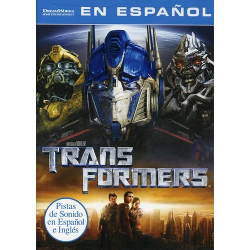 Transformers (Spanish Packaging) (Widescreen)