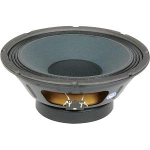 10-in Bass Guitar Speaker  400W Max  8 ohms w/Copper voice coil