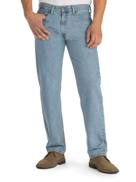 Product Image Signature by Levi Strauss   Co. Men s Regular Fit Jeans 697b6d8ce