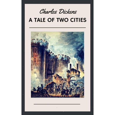 City Of Lake Charles Halloween (Charles Dickens: A Tale of Two Cities (English Edition) -)