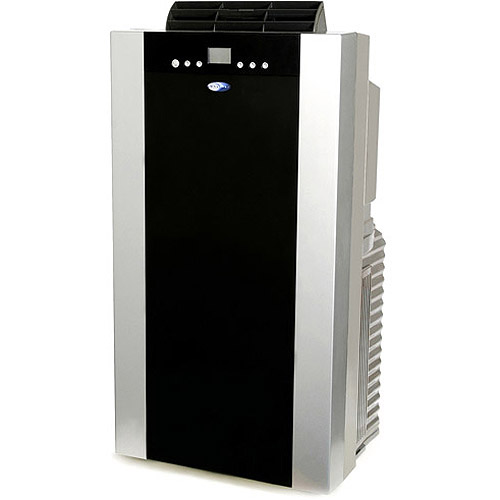 Whynter ARC-14SH 14,000-BTU Dual Hose Room Portable Air Conditioner with Supplemental 13,000-BTU Heater