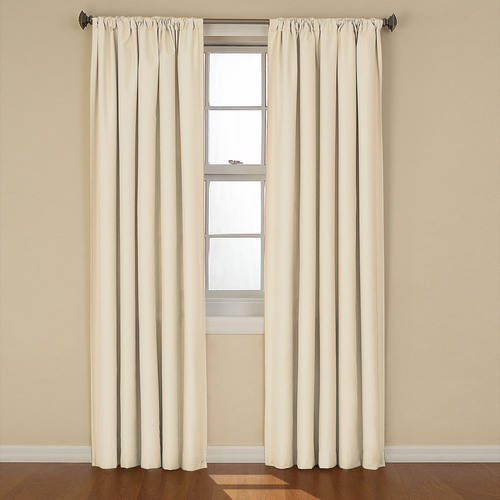 Eclipse Curtains Kendall Blackout Energy-Efficient Curtain Panel