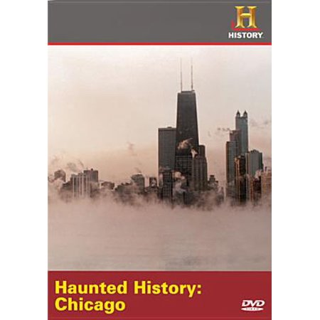 Haunted History: Chicago (DVD) - History Channel Haunted History Halloween Dvd