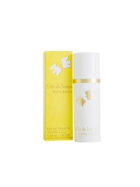 L'air du Temps by Nina Ricci for Women 1.0 oz Eau de Toilette Spray