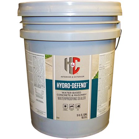 Hydro-Defend water-based Concrete & Driveway Protector CLEAR - Concrete Protector