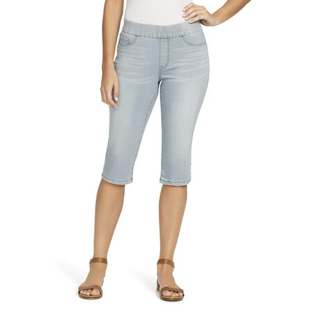 Women's Striped Thea Skimmer Cropped -