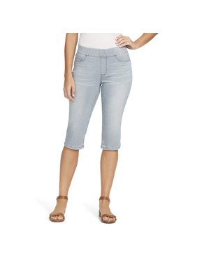 6857c9cb4f5 Product Image Women s Striped Thea Skimmer Cropped Jean