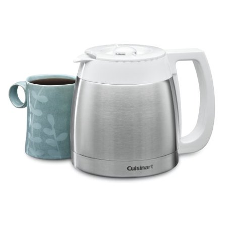 Cuisinart DCC-755RC 10-Cup Replacement Thermal Carafe, White [Kitchen]