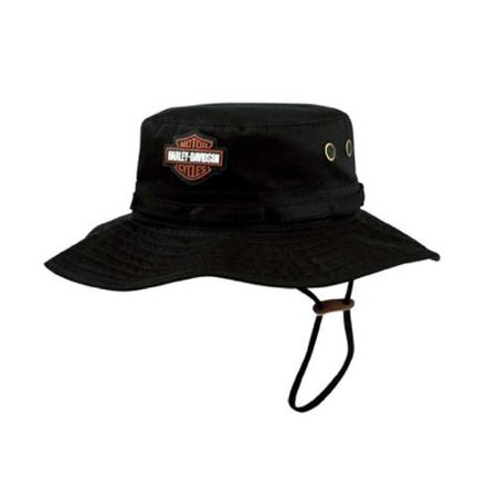 27 Harley-Davidson Mens Cotton Twill Bucket Hat HD-409 7358ddebd810