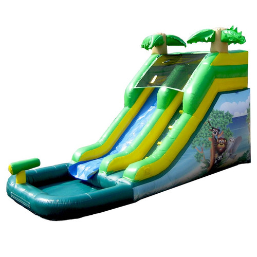 JumpOrange DuraLite Safari Waterslide by Generic