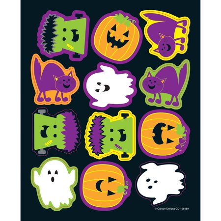Halloween Shape Stickers for $<!---->
