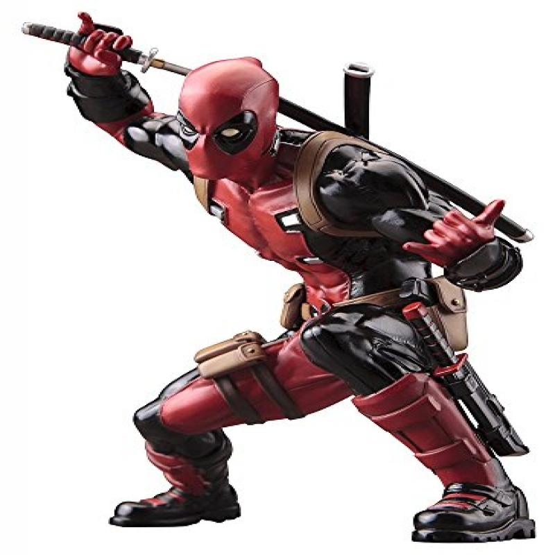 "Kotobukiya Deadpool Marvel Now! ""Marvel Comics"" Artfx+ St..."