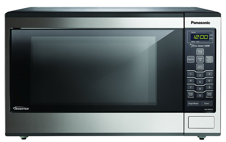 Panasonic Genius Inverter Microwave Oven Bestmicrowave