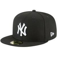 6dbde034026 Product Image New York Yankees New Era Basic 59FIFTY Fitted Hat - Black