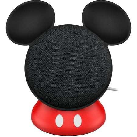 OtterBox Den Series Mount for Google Home Mini, Mickey (Best Uses For Echo Dot)