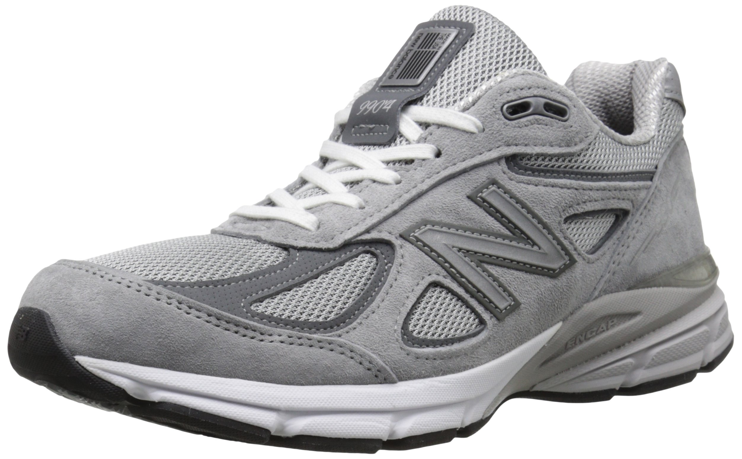 New Balance M990GL4: 990 Made in the USA Gray Castle Rock Mens Running Sneaker (8 D(M) US Men, Grey Castle Rock) by New Balance Athletic Shoe, Inc.