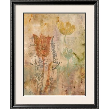 Art Framed Art Prints (Botanica I Framed Art Print Wall Art  By Dysart - 25x31)