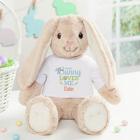 Some Bunny Loves Me Plush Bunny