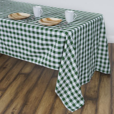 Checkered Table (Efavormart Perfect Picnic Inspired Checkered 60x102