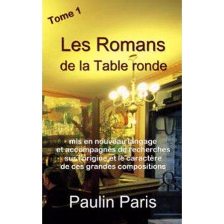 La Ronde Halloween Party (Paulin Paris Les Romans de la Table Ronde -)