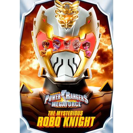 Power Rangers Megaforce The Mysterious Robo Knight Vol. 2 for $<!---->