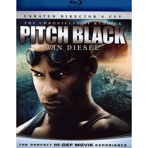 The Chronicles Of Riddick: Pitch Black (Blu-ray)