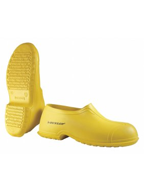 90e041240a61 Product Image Dunlop Overshoes 2XL Yellow 88010 2X 00