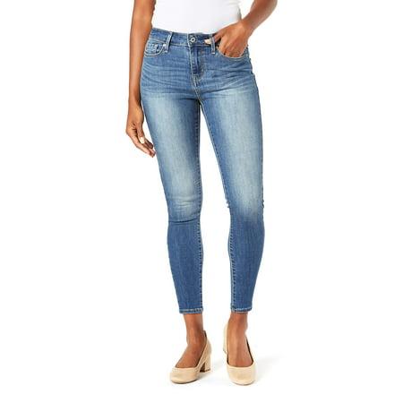 Women's Modern Skinny Crop Jeans