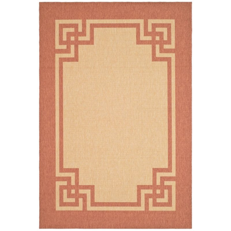"Safavieh Martha Stewart 4' X 5'7"" Power Loomed Rug - image 2 of 2"