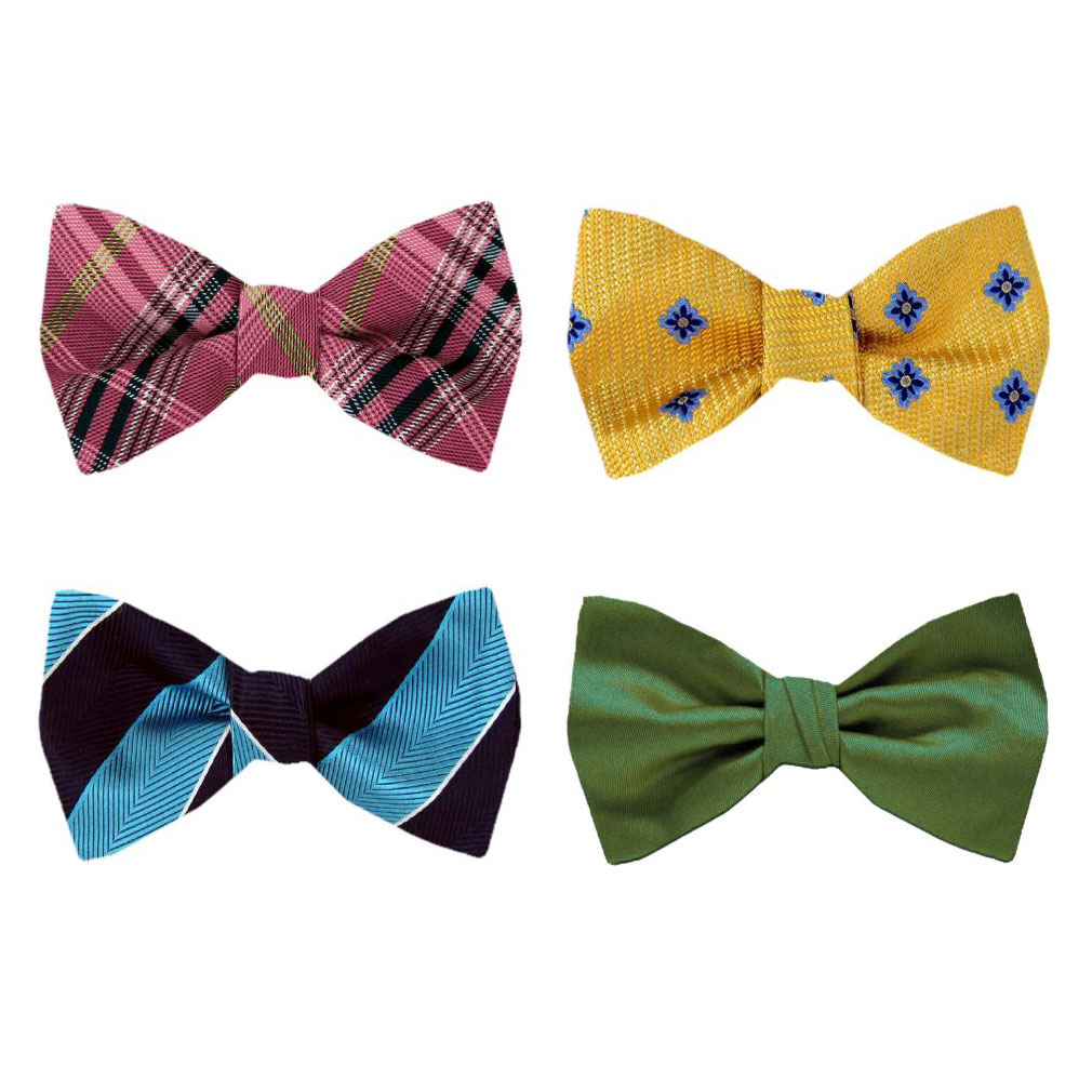 BuyYourTies - FBT-PK-14 - Self Tie Bow Tie Pack