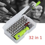 32 In 1 Mini Precision Screwdriver Set For Mobile Phone Laptop PC Repair Tool Kit